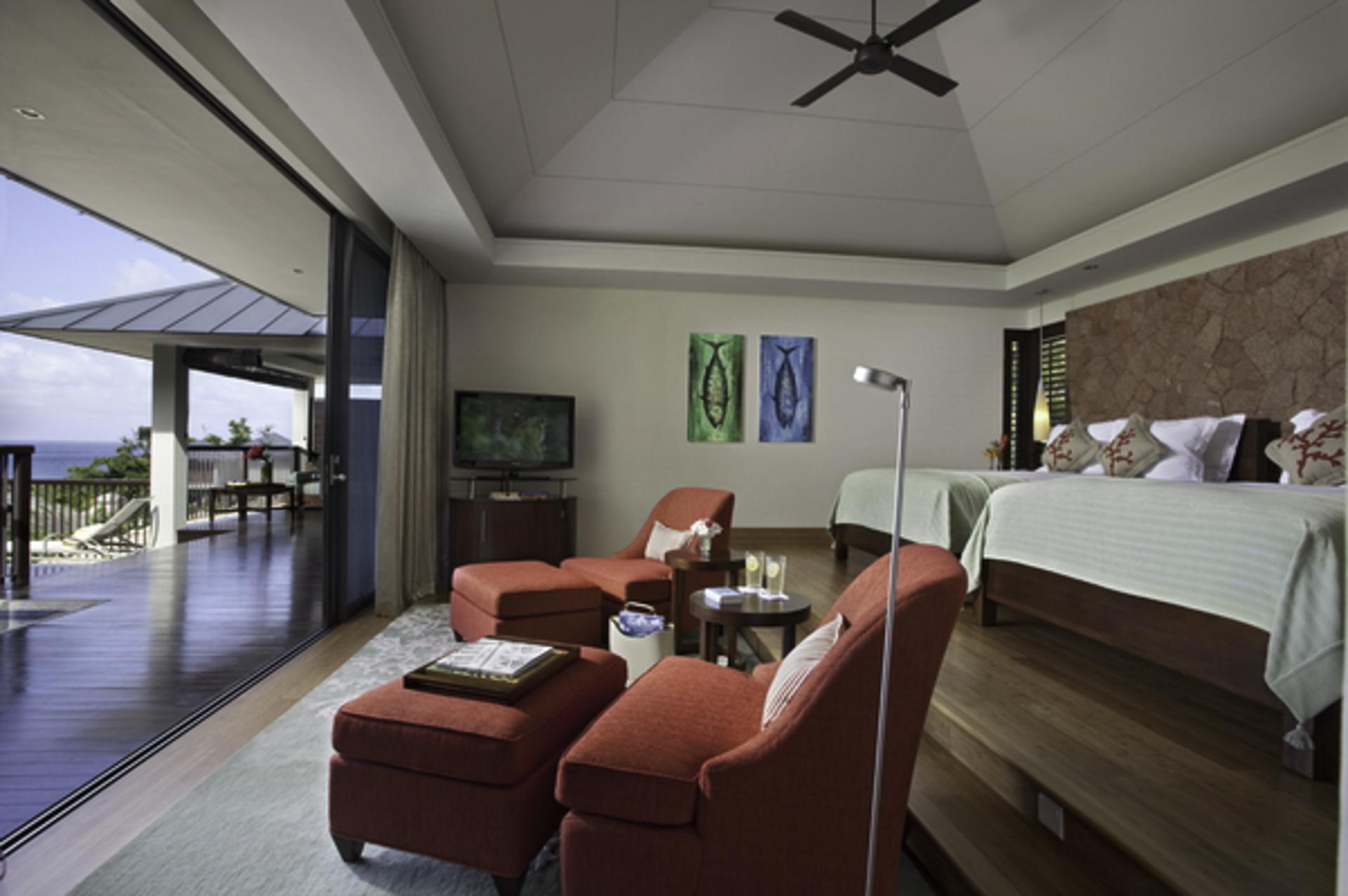 banyan tree seychelles ocean view pool villa