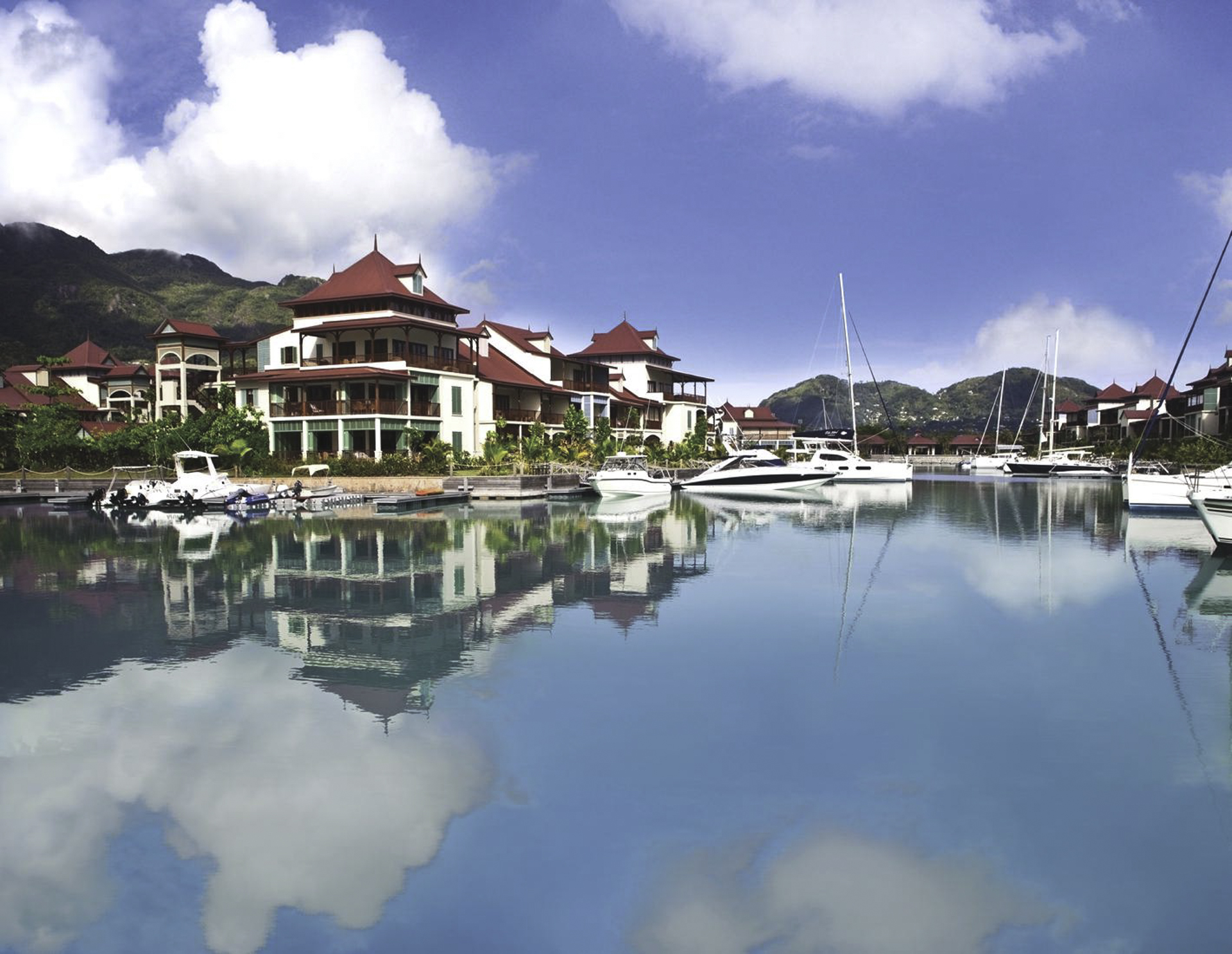 Accommodation at eden island in the seychelles seychelles holidays - Eden island hotel seychelles ...